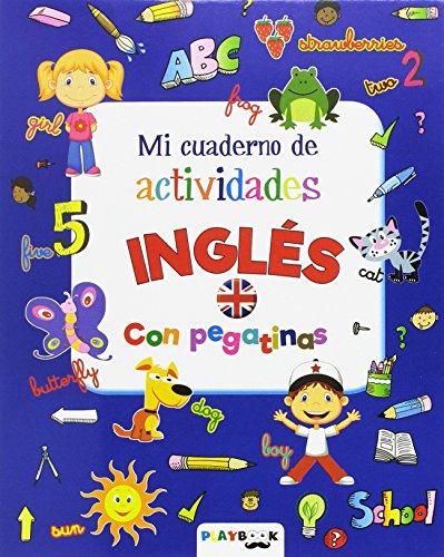Inglés (Mi cuaderno de actividades)