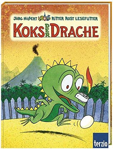Ritter Rost Lesefutter - Koks der Drache