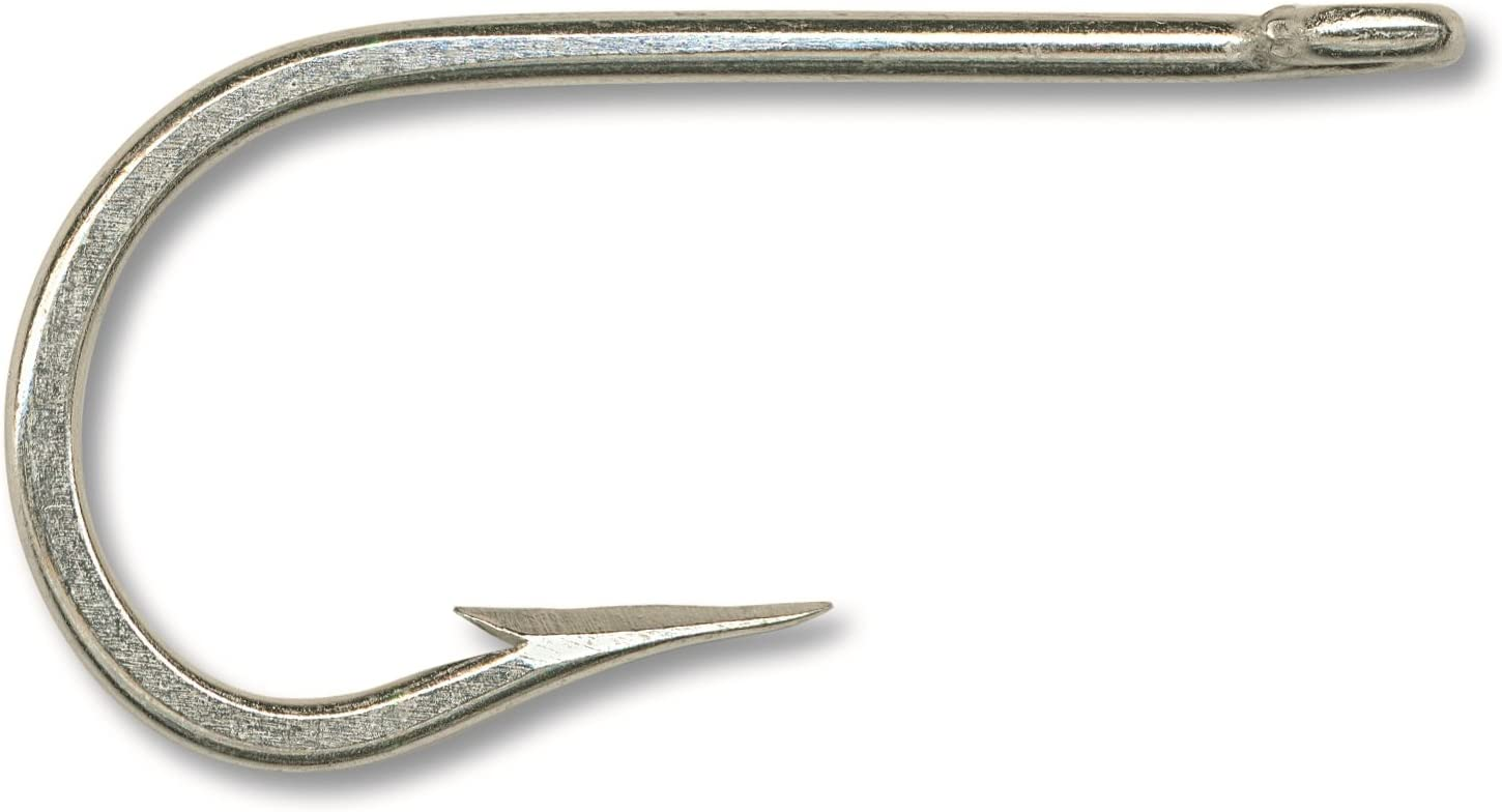 Mustad store 7699D Big Max 67% OFF Game Sea Master Kirbed Forged with Hook Duratin