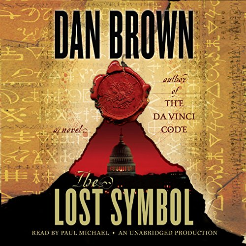 The Lost Symbol audiobook cover art