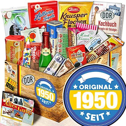 Original seit 1950 - Süße Ostbox - 1950 Geschenk Mann