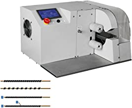 Hanchen EW-AT-401 Electric Tape Winding Machine Tape Around Wire for Tape Type PVC/lint / acetate tape (no interleaving pa...