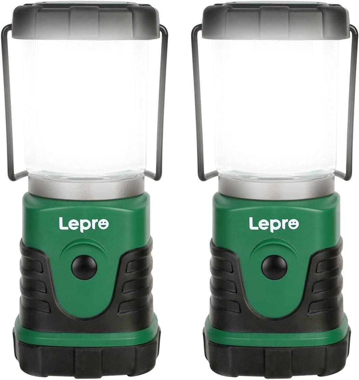 Surprise price Lepro LED Camping Lantern Mini 4 Light 350LM SALENEW very popular!