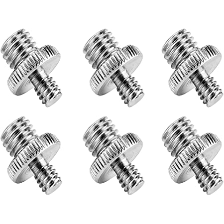 """3//8/""""  1//4/"""" Tripod Conversion Screw Adapter For Rolleiflex Rolleicord TLR Camera"""