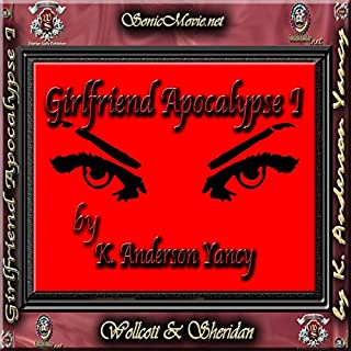 Girlfriend Apocalypse I audiobook cover art