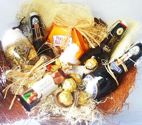 Präsentkorb Bier zum Vatertag, Jubiläum oder einfach als Geschenk