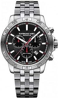 Raymond Weil - Reloj Cronógrafo para Hombre de Cuarzo con Correa en Acero Inoxidable 8560-ST2-20001