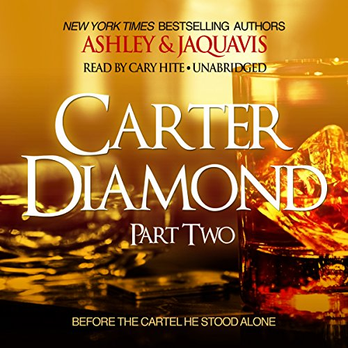Carter Diamond, Part Two  Audiolibri