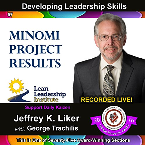 Developing Leadership Skills 57: Minomi Project Results - Module 6 Section 8 Titelbild