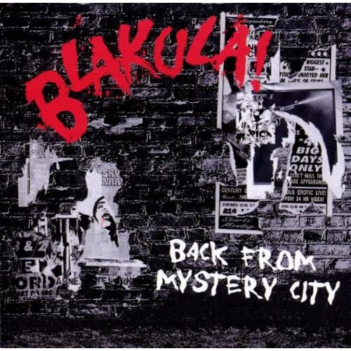 BACK FROM MYSTERY CITY