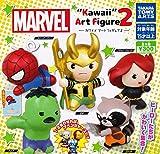 マーベル Kawaii Art Figure 2 (カワイイ アート フィギュア 2) [全5種セット(フルコンプ)]