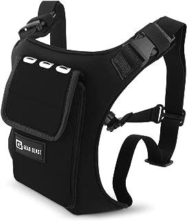backpack running man