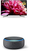 $1598 » Sony X950G 65 Inch TV: 4K Ultra HD Smart LED TV with HDR and Alexa Compatibility - 2019 Modeland Echo Dot (3rd Gen) - Smart Speaker with Alexa - Charcoal