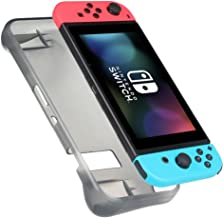 Yogyro Switch Protective Cover Case for Nintendo Switch 2017, Soft TPU Grip case Cover with Shock-Absorption and Anti-Scratch Design