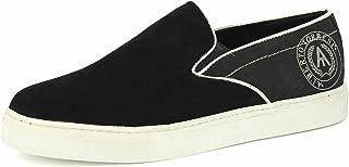 Alberto Torresi Saputo Black Casual Shoes