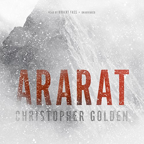 Ararat audiobook cover art