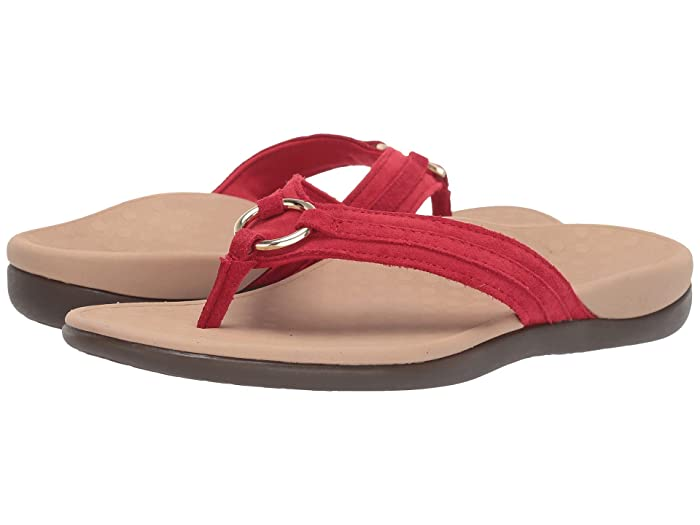 VIONIC  Aloe (Cherry) Womens Shoes