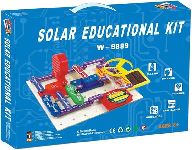 Snap On Ranking TOP6 Circuits Advanced Electronic Educational Max 82% OFF Kit 9889 Model