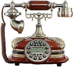TelPal Antique Telephone Corded Home Office Hotel Phone Vintage Classic Decorative Landline Telephones photo