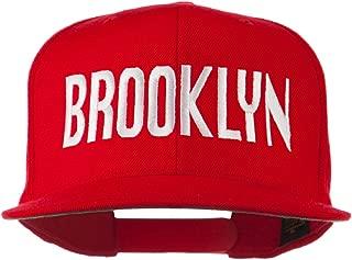 Best red brooklyn snapback Reviews