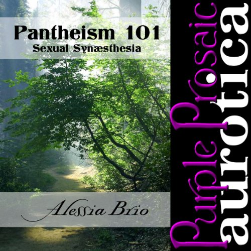 Pantheism 101: Sexual Synaesthesia audiobook cover art