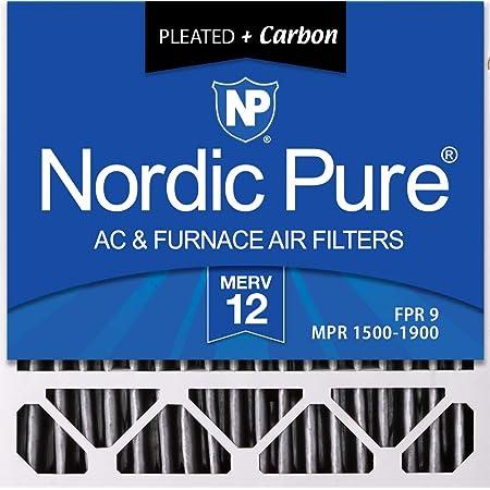 FLANDERS 82655.0452 20x20x4-1//2 Air Filter