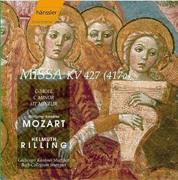 "Mozart: Mass No. 18 in C Minor, K. 427, ""Great"""
