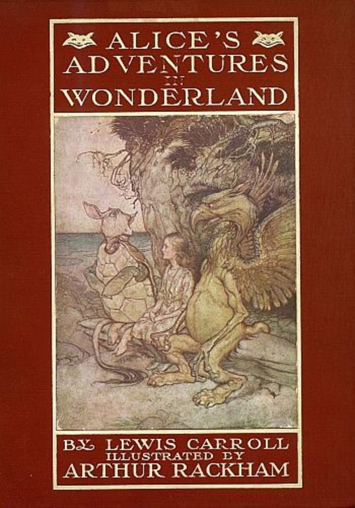 Alice's Adventures in Wonderland by Lewis Carroll (Illustrated)