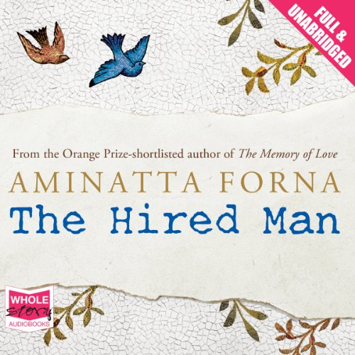 The Hired Man audiobook cover art