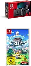 Nintendo Switch Konsole - Grau (2019 Edition) + The Legend of Zelda: Link's Awakening [Nintendo Switch]