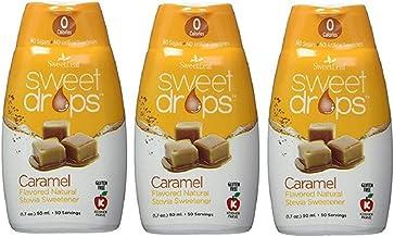 Sweet Drops Caramel (Pack of 3)