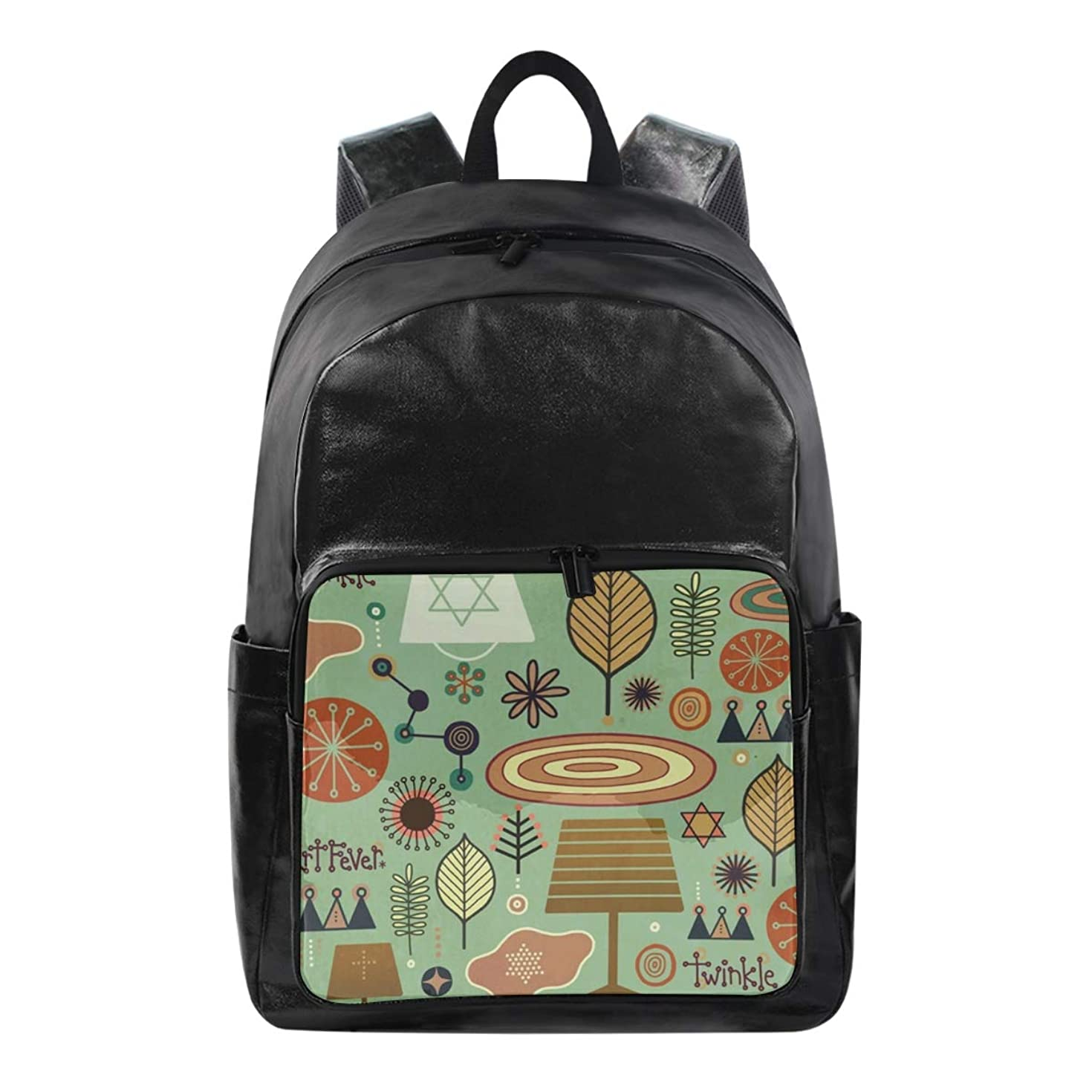 Student Backpacks College School Book Bag Travel Hiking Camping Daypack for boy for Girl | 12.5