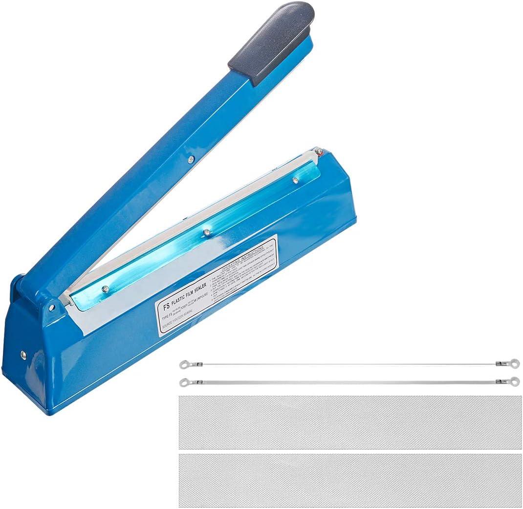 YXQ 300mm Impulse Manual Hand Ranking TOP14 Sealer T Poly sale Machine Sealing Heat