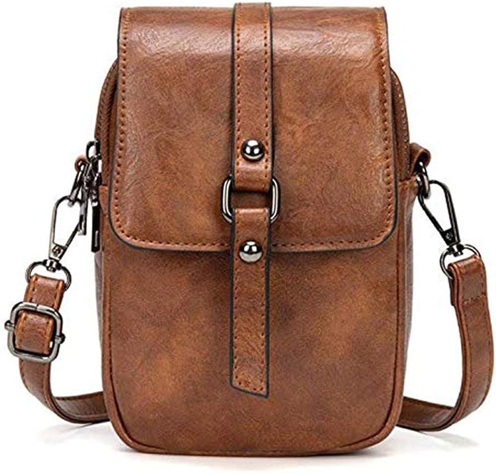 Womens Crossbody Shoulder Phone Bag Purse Leather Genuine Award-winning store Travel Wallet