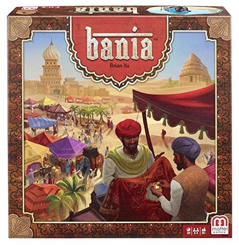 Mattel BGG05 - Bania, Strategiespiel