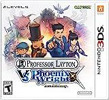 Professor Layton vs. Phoenix Wright:  Ace Attorney - 3DS [Digital Code]