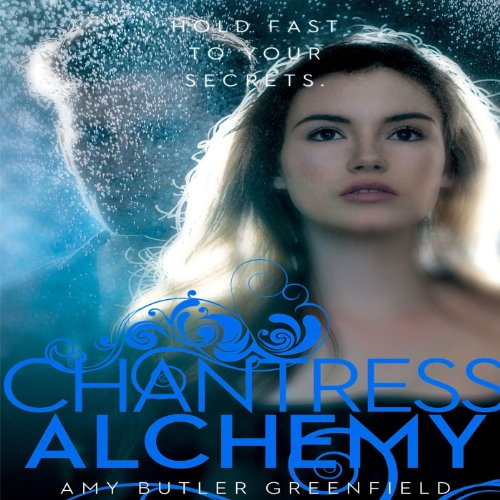 Chantress Alchemy audiobook cover art