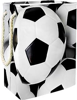Vockgeng Impression de Ballons Accueil Organisation Panier de Rangement imperméable Pliable de Jouets de Jouets de Panier ...