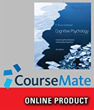 CourseMate for Goldstein's Cognitive Psychology: Connecting Mind, Research and Everyday Experience, 4th Edition