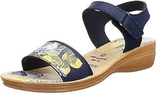 Aqualite Women's PPL00468L Beige Sandal (PPL00468L-Ladies)