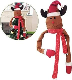 Best christmas tree topper reindeer Reviews