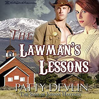 The Lawman's Lessons audiobook cover art