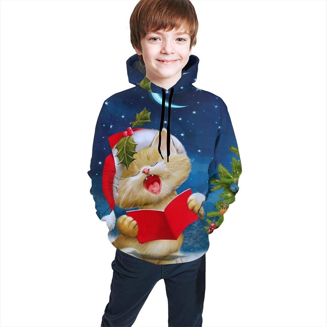読みやすいニコチン過去クリスマスツリー 青少年のパーカー 春秋スウェット 人気運動服 両面印刷の長袖トップス 学生 高校生 Cec風フードつきのバーか 男女兼用服装 二次元周辺 帽子のシャツ 子供 略装 プレゼント UNISEX S