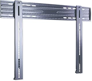 Milestone AV Technol 壁掛け金具 超薄型固定 対応TVサイズ 37V型~70V型 ブラック LL11-B1