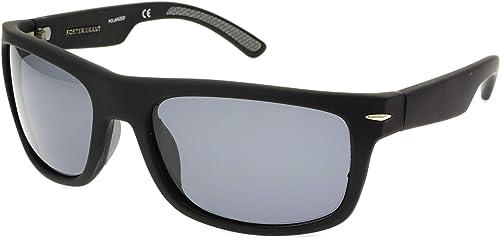 lowest Foster outlet online sale Grant lowest Men's Polarized Sunglasses Black online sale
