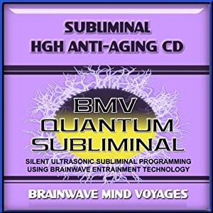 Anti aging products Subliminal Anti Aging HGH