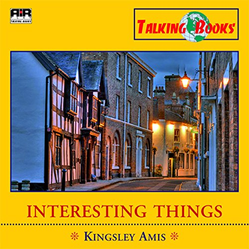Interesting Things cover art