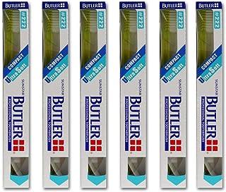 バトラー歯ブラシ 6本 #222