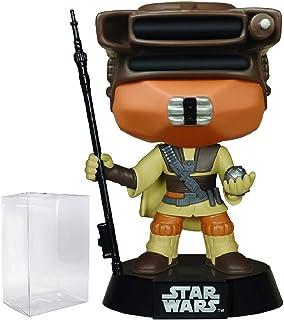 Star Wars: Return of the Jedi - Boushh Leia Funko Pop! Vinyl Figure (Includes Compatible Pop Box Protector Case)