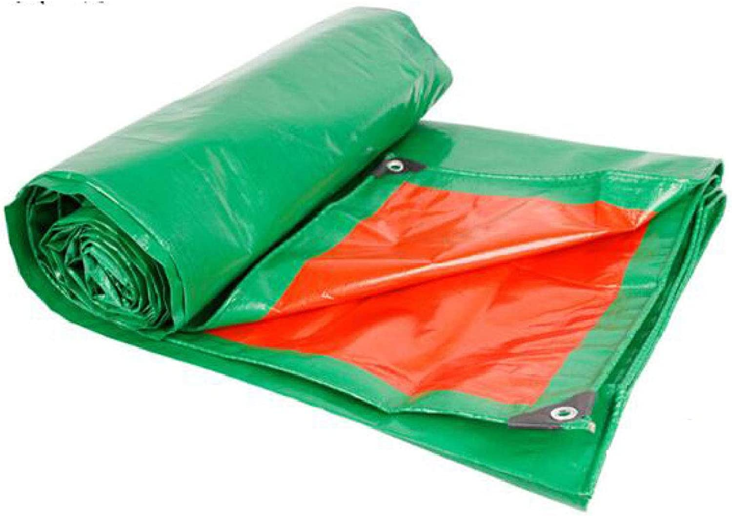 Thicken Poncho Tarpaulin Plastic Cloth Awning Cloth Sunshade Sunscreen Cloth car Tarpaulin color Strip Cloth Green red MultiSize Options